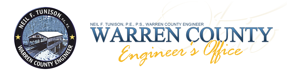 Warren County Engineer's Office Header